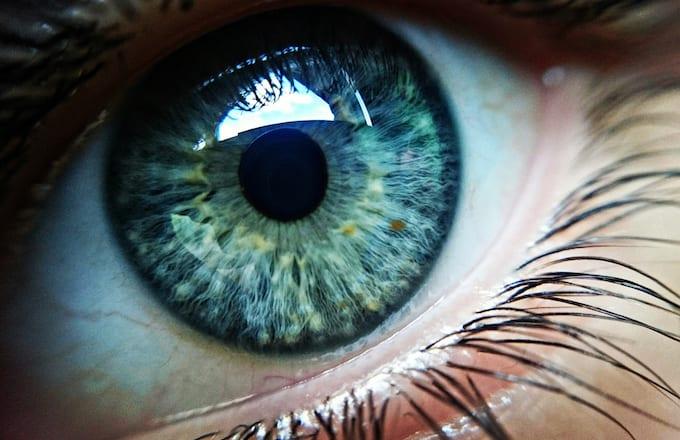 Image Of Human Eye