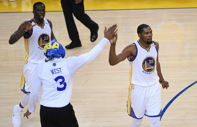 2c32a8e282a David West Says He  Could ve Stopped  Draymond Green-Kevin Durant Dustup