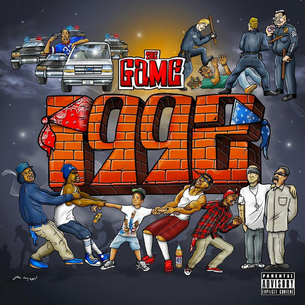 The Game '1992' cover