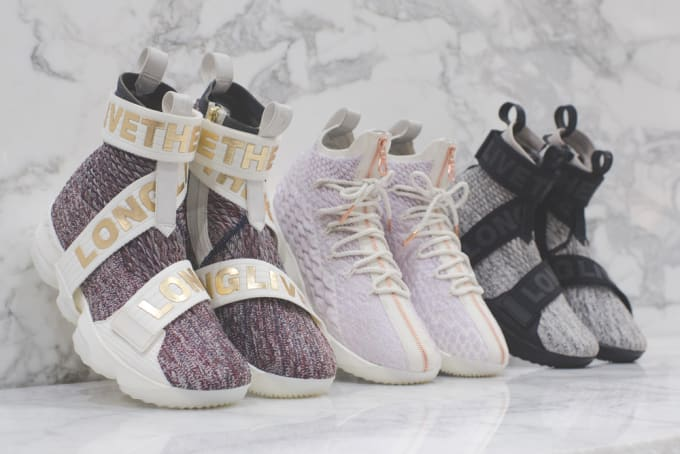 brand new f07fa 87575 Kith Is Celebrating LeBron's Birthday With a Special Sneaker Release
