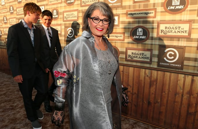 most-controversial-comedians-roseanne-barr