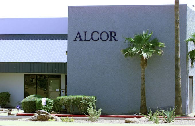 Alcor Life Extension Foundation.