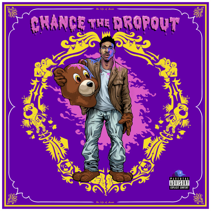 DJ Critical Hype ft. DJ Clyde Presents Chance The Dropout