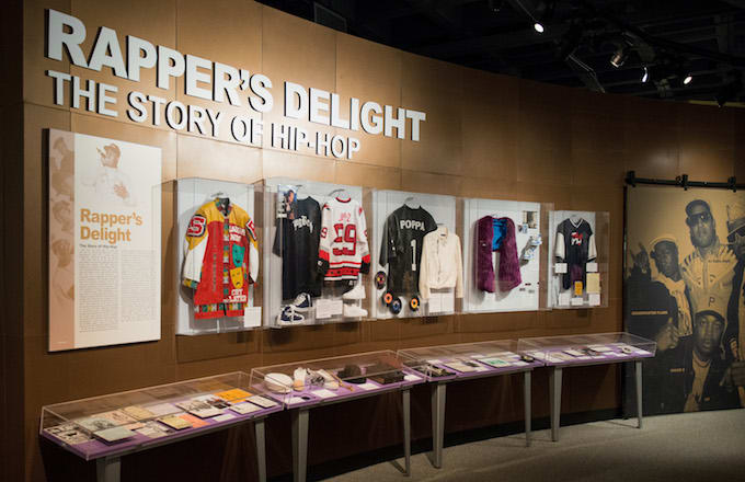 Hip-Hop Smithsonian Exhibit
