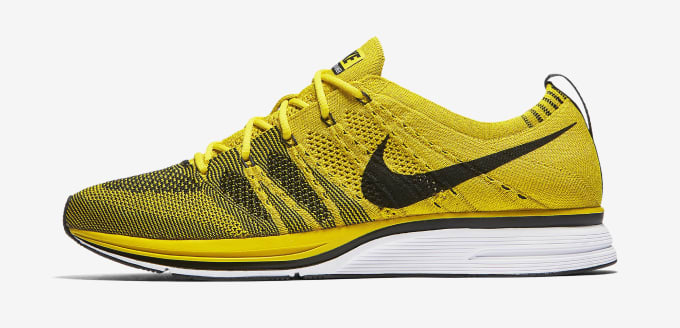 c776be5bf5ad Nike Flyknit Trainer Citron ah8396-700 Profile