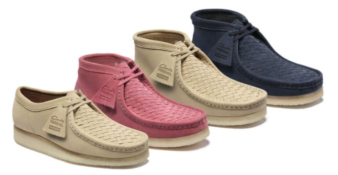 6f99abf9f234 Supreme Unveils Fresh Clarks Originals Collaboration for Summer ...