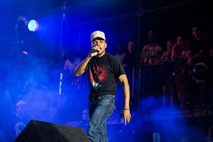 Chance The Rapper/Lorne Thomson