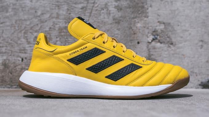 quality design 3e1b9 1a489 Ronnie Fieg Kith Adidas Copa Mundial Turf Trainer