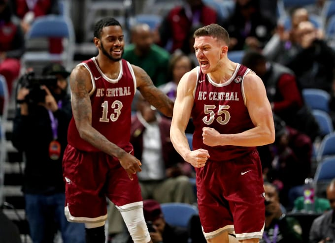Ranking the 2018 NCAA Tournament Jerseys From 68 to 1  daceafe9e