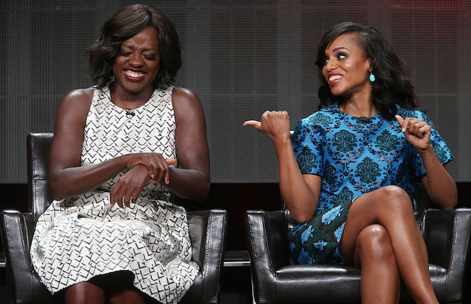 Viola and Kerry