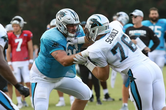 Carolina Panthers Lineman Taylor Hearn Knocked Out in Street Fight ... 73425f2af