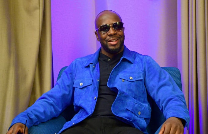 Wyclef Jean at AC3