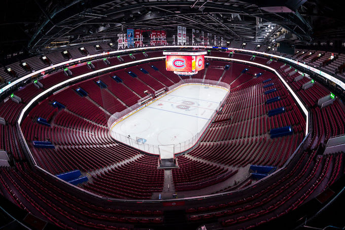 This is a picture of a stadium.
