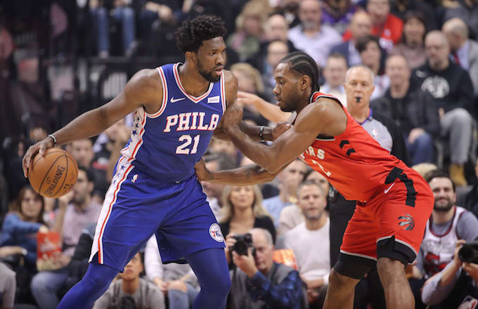 Image result for kawhi embiid