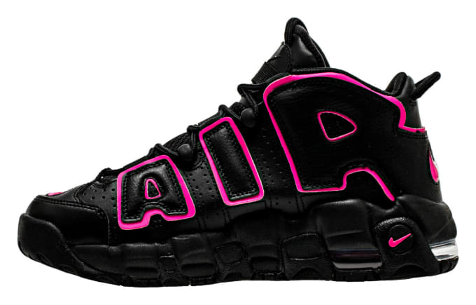 new product a7a8e 0e376 Nike Air More Uptempo GS