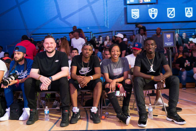 62791c40138863 Style In The Stands  Best Dressed At Nike s CROWN LEAGUE In Toronto (Week 4