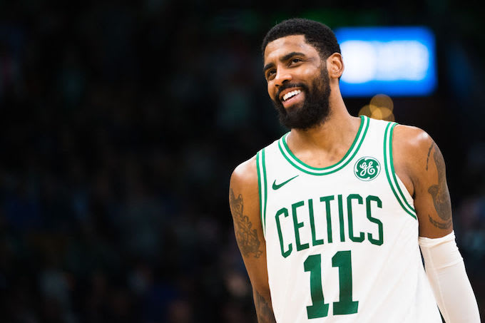 cf08daedbff Kyrie Irving Reportedly Could Sign With the Nets Over the Knicks ...