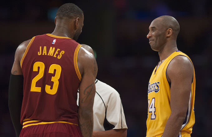 c10cf5cb15a31 LeBron James Responds to Kobe and Magic s Concerns About the Lakers ...