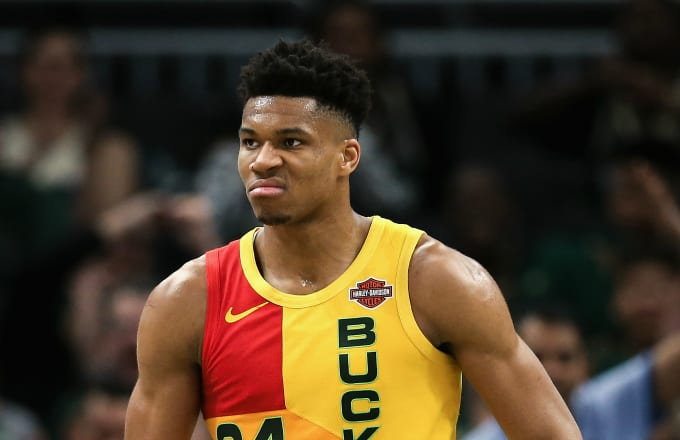 Giannis Antetokounmpo Declines Role in 'Space Jam 2': 'I ...