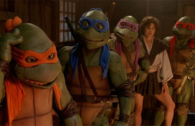 Teenage Mutant Ninja Turtles 3
