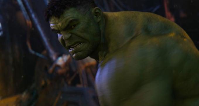 Hulk in 'Avengers: Infinity War'