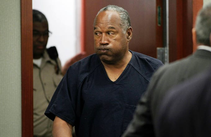 Jailed American football superstar OJ Simpson to be released in October