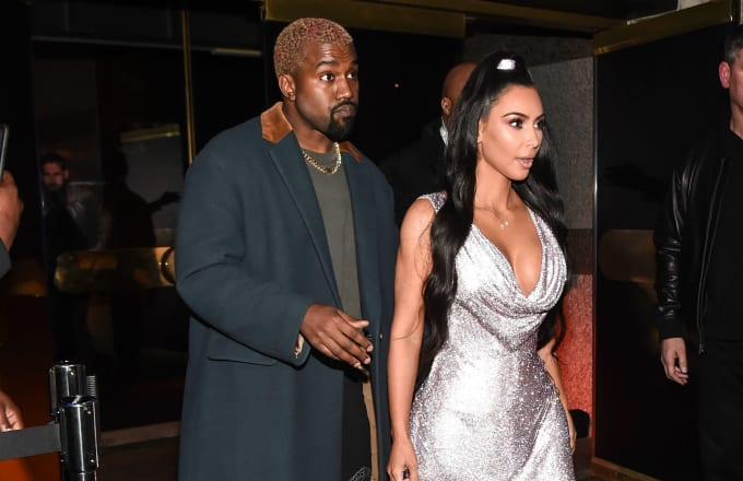 1204458ed Kim Kardashian Comes to Kanye s Defense in Drake Feud   Never ...