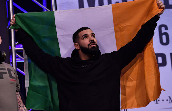 Drake Scooter Braun
