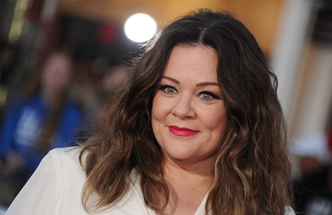 This is a photo of Melissa Mccarthy.