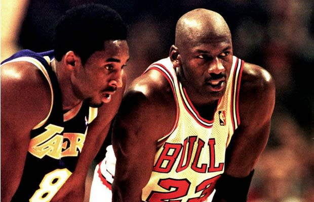 Kobe Bryant Surpass Michael Jordan as G.O.A.T.