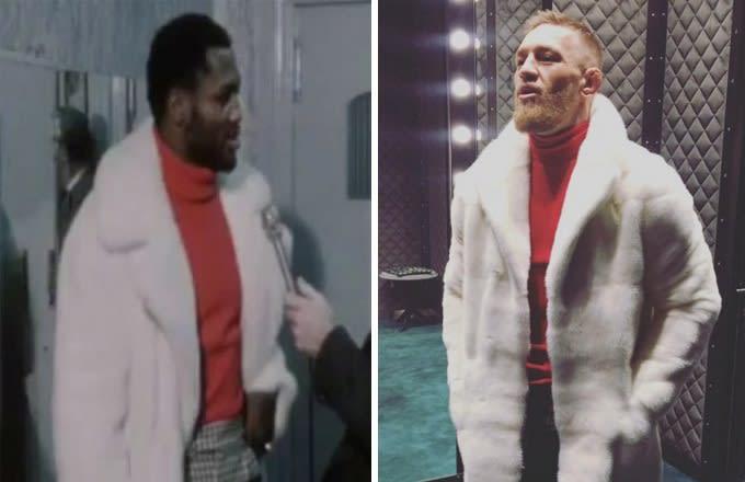 2dba1e18b88 Conor McGregor s Outfit at Last Night s Press Conference Was ...