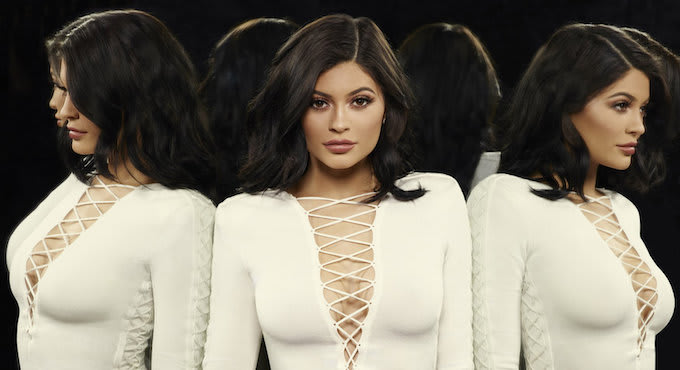 Kylie Jenner Tried to Buy Fake Kylie Cosmetics Lip Kits