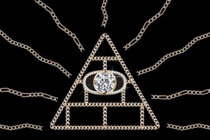 Alleged Celebrity Illuminati Members Complex