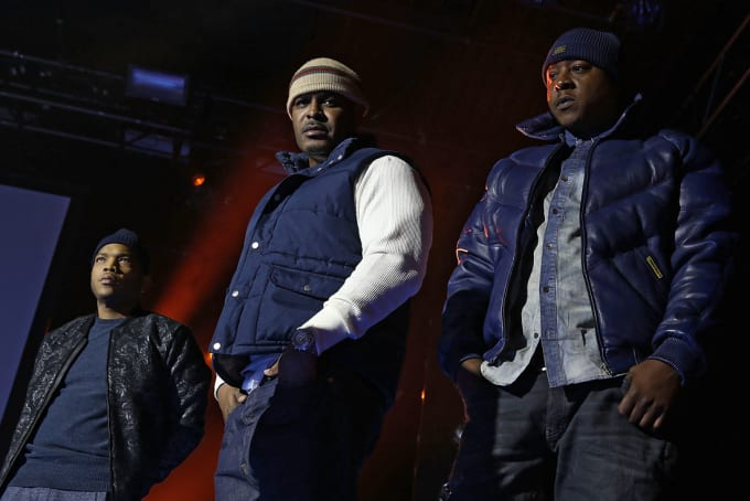 The Lox 2015
