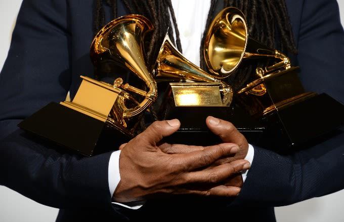 Image result for PHOTO: JOE KLAMAR/AFP/GETTY IMAGES grammy awards