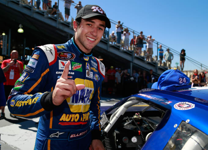 Jeff Gordon Chevrolet >> Why Chase Elliott Is Destined to Be NASCAR's Youngest ...