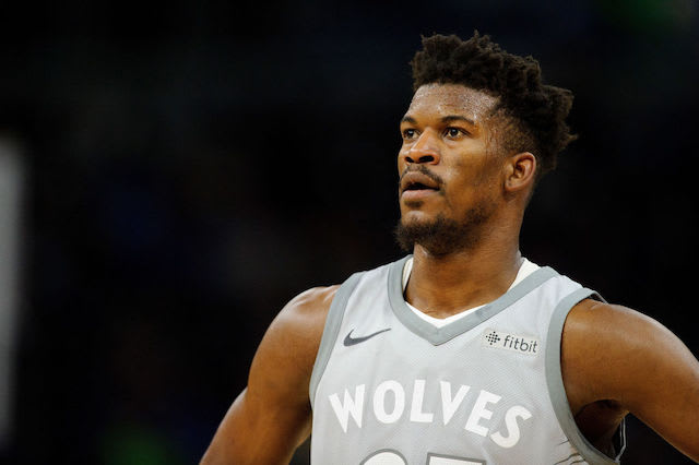 869417c6e676 Houston Rockets Reach Desperation Mode in Their Pursuit of Jimmy Butler