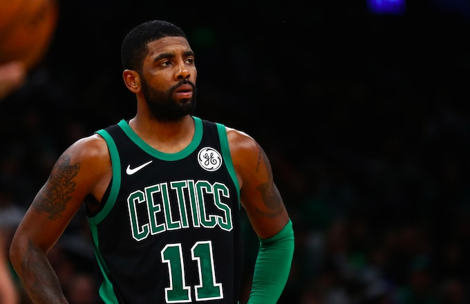 a49705b5ce4f Kyrie Irving Planning to  Hopefully  Retire in Early-to-Mid 30s ...
