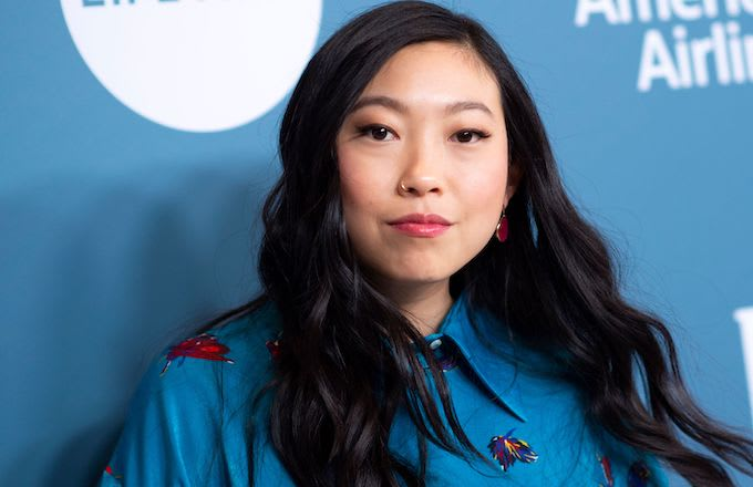 Rapper Awkwafina attends The Hollywood Reporter's Power 100 Women In Entertainment at Milk Studios.