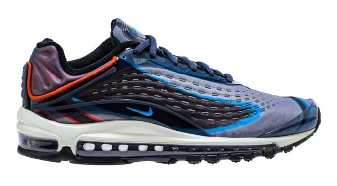 dc07e9ba380018 Nike Air Max Deluxe  Thunder Blue