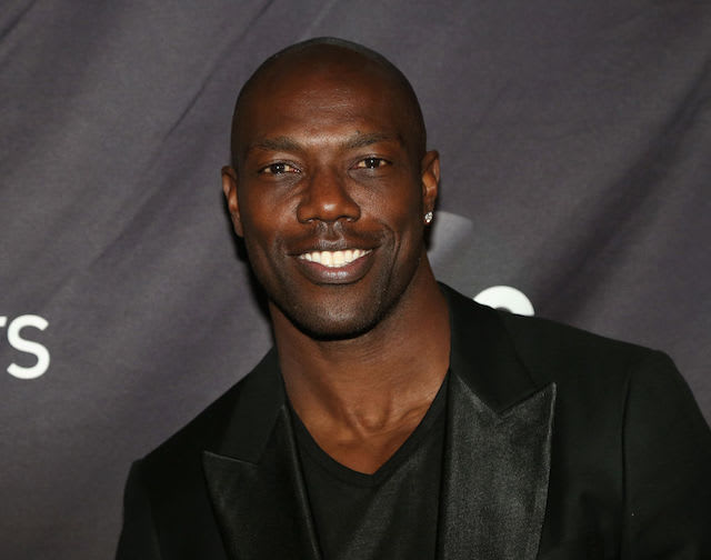 This is a picture of Terrell Owens.