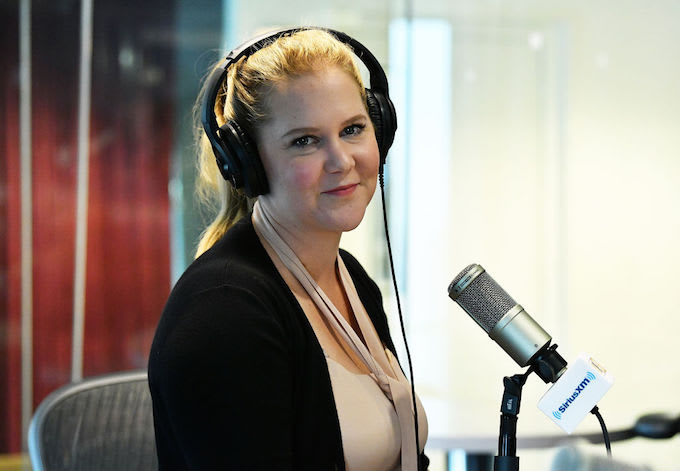 Amy Schumer Christy Martin