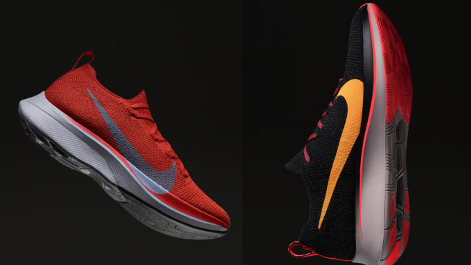06fc4b06ce8a Nike Gives the Vaporfly 4% and Zoom Fly the Flyknit Treatment