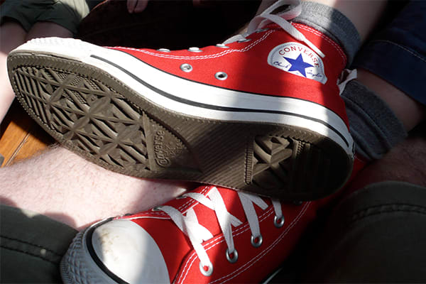 50 Things You Didn t Know About Converse Chuck Taylor All Stars ... 5b9e45053f65