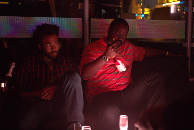 Atlanta season one episode The Club