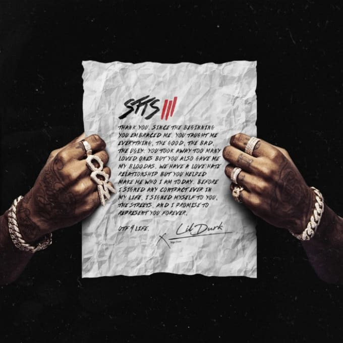 Lil Durk 'Signed to the Streets III'