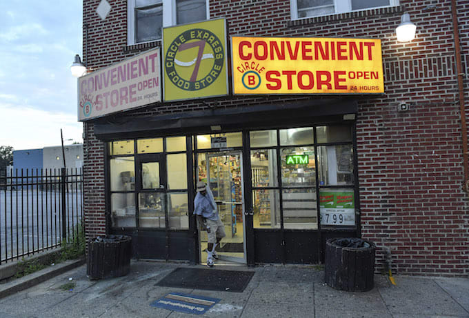 Cornerstore in DC