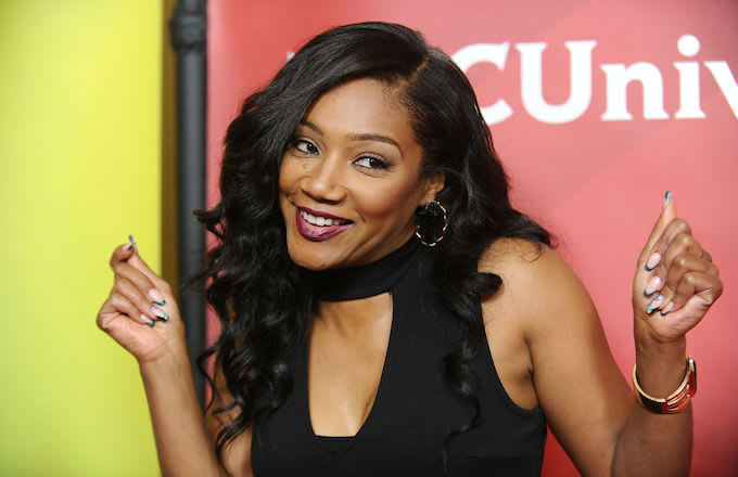 2e21deb82d Tiffany Haddish  Everything To Know About The Actress   Comedian ...