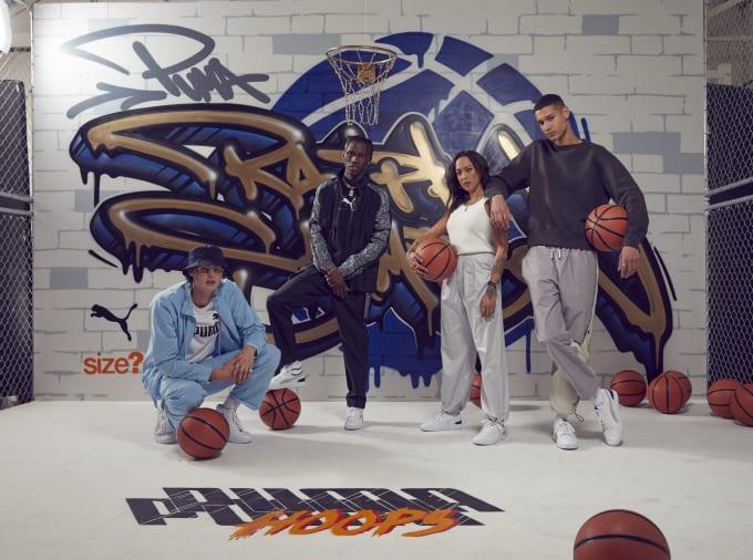 quality design 8e216 34014 PUMA Drops a Clean Collab Sneaker With Basketball Legend Ralph Sampson
