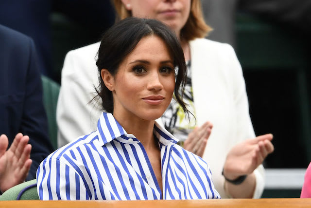 This is a picture of Meghan Markle.